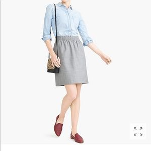 J-Crew Sidewalk Skirt